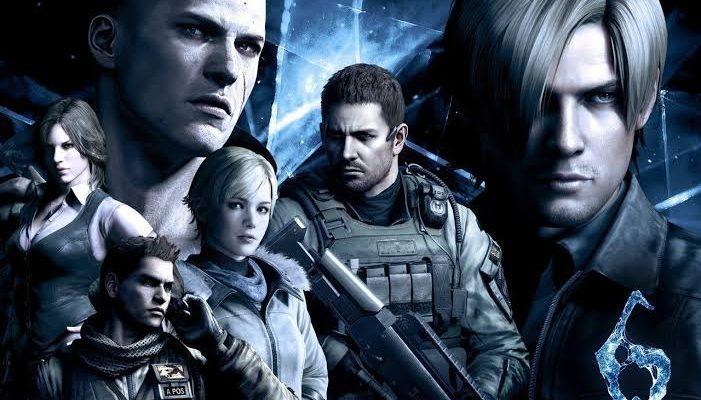 Resident Evil 6 - die neunte Hauptrate der Resident Evil Franchise, .... wenn Sie einen Patch haben - erhalten die Spieler Zugang zu einem speziellen vierten Szenario, das folgt.... Das ist, wenn sie sich nicht in Schlamm einwickeln und als großes, böses Monster auftauchen. ....... wie z.B. ein ankommender Krankenwagen, der den KI-Partner töten kann), Ihr Partner.....
