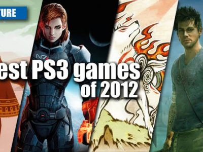 Best Classic PS3 Games From 2012