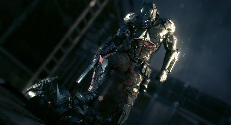Batman: Arkham Knight Revealed