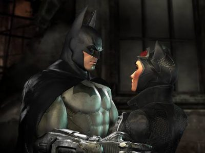 Batman Arkham City Catwoman Gameplay